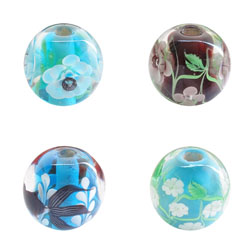 Refined Lampwork Beads