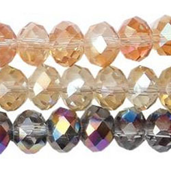 Imitation CRYSTALLIZED™ 5041 Briolette Beads