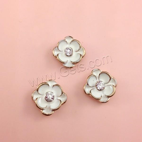 Mobile phone diy decoration zinc alloy flower gold color for Decoration zinc
