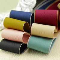 Cotton Ribbon, more colors for choice, 38mm, Sold By m