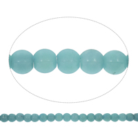 Blue Aventurine Bead, Drum, 12x10mm, Hole:Approx 1mm, Length:Approx 15 Inch, Approx 36PCs/Strand, Sold By Strand