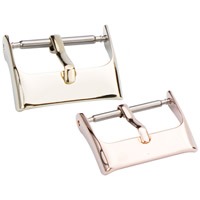 201 Stainless Steel Pin Buckle, plated, different size for choice, more colors for choice, 22-24mm, Sold By PC