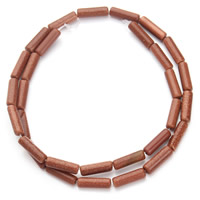 Goldstone Beads, Column, 4x13mm, Hole:Approx 1mm, Length:Approx 15.5 Inch, Approx 30PCs/Strand, Sold By Strand