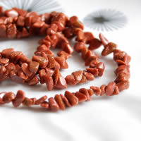 Goldstone Beads, Nuggets, natural, 3-8mm, Hole:Approx 0.5-1mm, Length:Approx 35.4 Inch, Sold By Strand