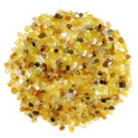 Natural Amber Beads, Nuggets, no hole, 3-5mm, 50G/Bag, Sold By Bag