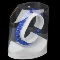 Plastic Bracelet Box, 40x75x80mm, Sold By PC