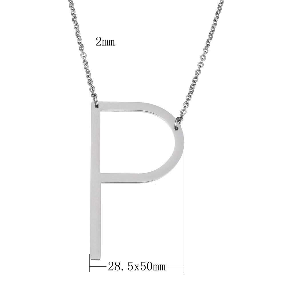 P 28.5x50x1.5mm