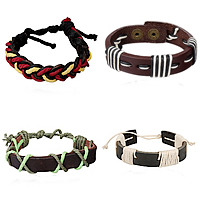 Economy Leather Bracelets