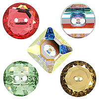CRYSTALLIZED™ Elements Crystal Button