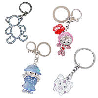 Metal Alloy Key Chain