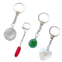 Imitation CRYSTALLIZED™ Elements Key Chain