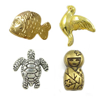 Animal Brass Beads