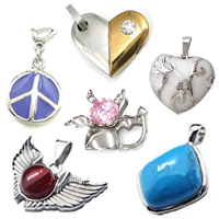 Stainless Steel Jewelry Pendant
