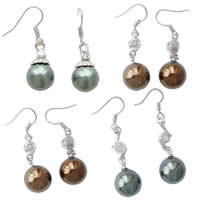 South Sea Shell Drop Earring