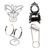 Iron Jewelry Display