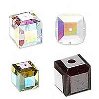 CRYSTALLIZED™ 5601 Crystal Cube Bead