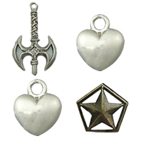 Fashion Iron Pendants