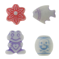 Chemical Wash Acrylic Beads