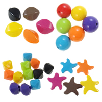 Stock Acrylic Beads Clearance
