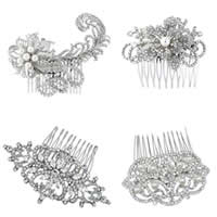 Bridal Decorative Hair Comb