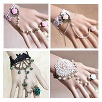 Gothic Bracelet Ring