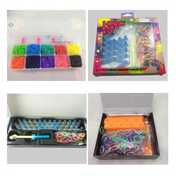 DIY Colorful Loom Supplies