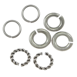 Stainless Steel Closed Jump Ring