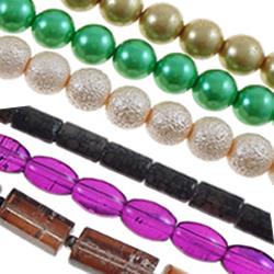 Mixed Glass Bead