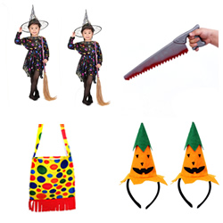 Fashion Halloween Supplies