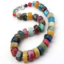 Brazil Agate Necklace
