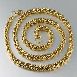 Titanium Steel Chain Necklace