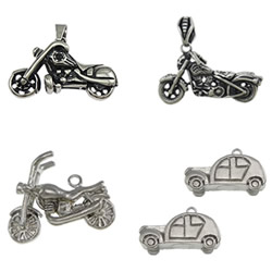 Stainless Steel Vehicle Pendant
