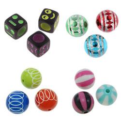 2015 Latest Acrylic Beads