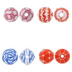 Chemical Wash Acrylic Beads