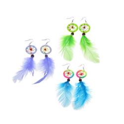 Dreamcatcher Earring