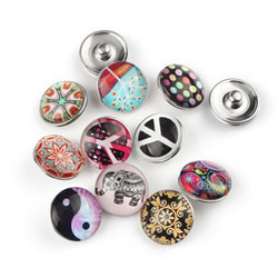 Jewelry Chunk Button