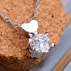 Cubic Zirconia Necklace
