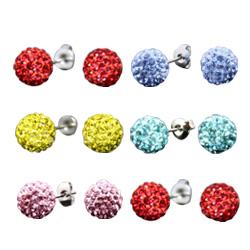 Rhinestone Jewelry Earring