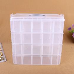 Plastic Bead Container