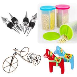 Kitchen Supplies & Ornaments