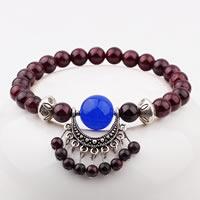 Natural Garnet Bracelet