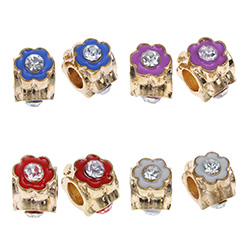 Enamel Jewelry Beads