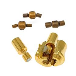Brass European Clasp