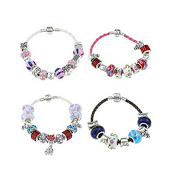 PU Cord European Bracelet