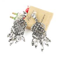 Sterling Silver Chandelier Earring