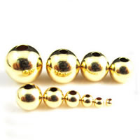 Gold Filled Seamless Beads