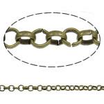 Brass Rolo Chain