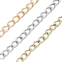Iron Twist Oval Chain