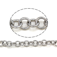 Stainless Steel Circle Chain