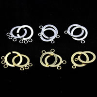 Zinc Alloy Interlocking Clasp